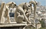 Where Are the Gargoyles of Yesteryear?